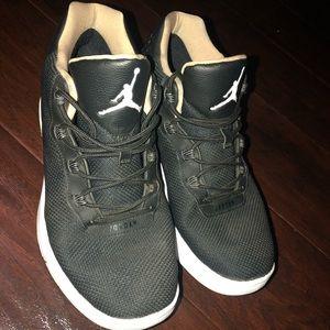 Nike Jordan Academy Men's Black Size 9.5